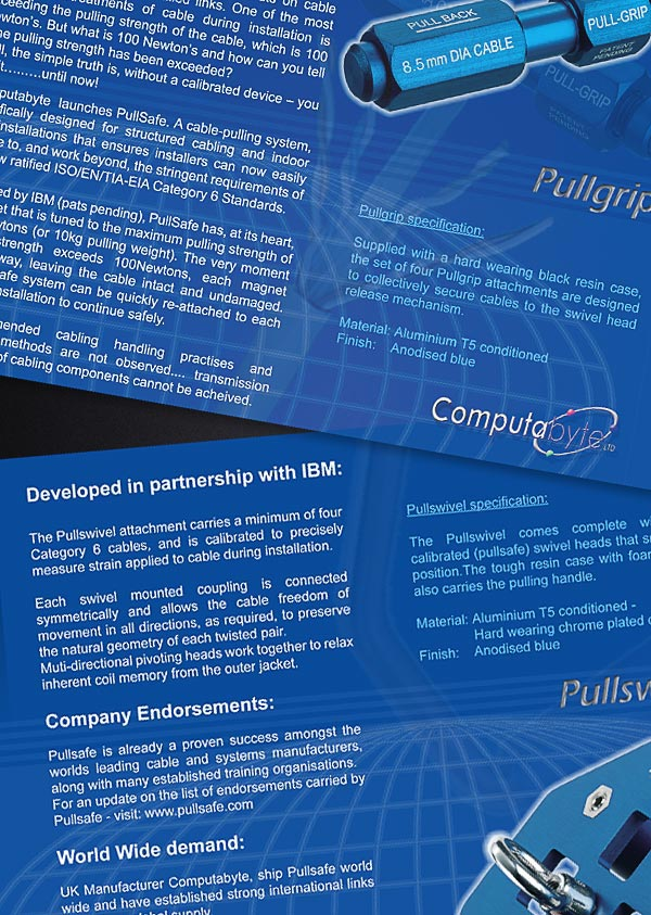Corporate Brochure - Graphic Design